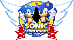 Image - Sonic generations logo custom-646px.png | Sonic News Network ...