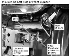 on my 2003 honda element the horn stop working i checked the fuse 2006 honda element under dash fuse box at Honda Element Fuse Box