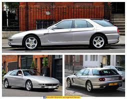 Ferrari 456 a 456m byl dvoudveřový gt automobil s motorem vpředu. 1993 Ferrari 456 Gt Venice Speciale Kombi Mania Longroof Fever Station Wagon Shooting Brake Sedan Delivery Facebook