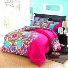 pink twin bedding set black white hot comforter queen sets size aqua light bed sheets and