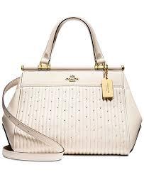 Product Details. The timeless COACH Grace satchel ...