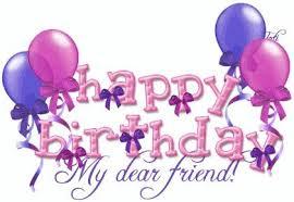 happy birthday friend clip art images