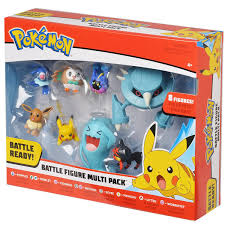 Pokemon Go Evoli Evolution Figure Jouets Monstre Collection Figurine Cadeau  Figurines, statues TV, film, jeux vidéo