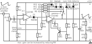 syncmix circuit diagram
