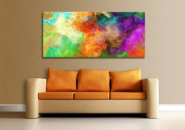 modern paintings for incredible art print on canvas mother earth in 3