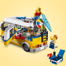 lego head office. Head Out On Surfing Adventures With The Sunshine Surfer Van Set · Lego Friends Office