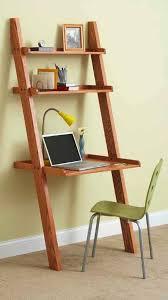 knockdown wall desk woodworking plan