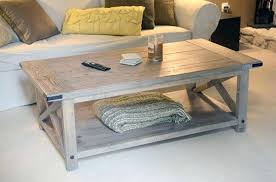 rustic coffee table image of build a rustic coffee table plans diy rustic coffee table ideas