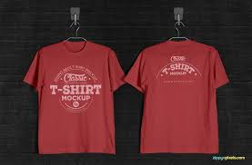 Free T Shirt Template T Shirt Mockup Photoshop Shirt Mockup Mockup Shirt Template
