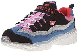 Skechers Toddler Size Chart Amazon Com Skechers Kids Ice Lights Sneaker Sneakers