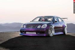 Lexus Drift Car Norcal Redemption