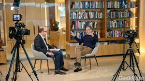 GeekWire interviews Bill Gates - YouTube