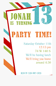 Boys Birthday Party Invitations Templates Printable Birthday Templates Party For Teenagers Boy