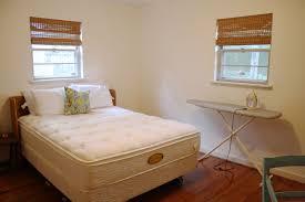 Modern Bedroom Blinds Interior Modern Bedroom Decoration With Matchstick Blinds Plus