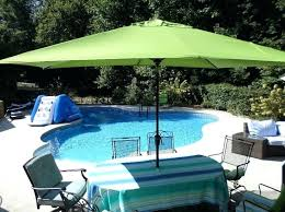 wonderful large patio umbrellas best images about small and your guide rectangular cantilever