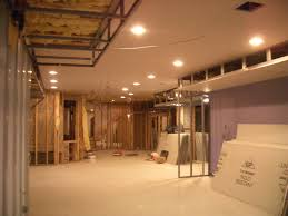 Innovative Ideas For Finished Basement - Finished basement ceiling
