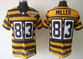 Heath Throwback Steelers Jersey Miller Myths Of NFL Cheerleaders Unraveled