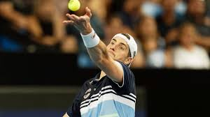 Isner outlasts Sandgren at ASB Classic; top seed ousted ...