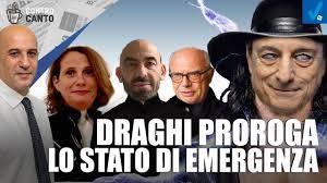 Draghi proroga lo stato di emergenza - Il Controcanto - Rassegna stampa del  16 Giugno 2021 - Visione TV