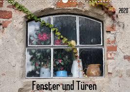 Fenster Und Türen Wandkalender 2020 Din A3 Quer Kalender Bestellen