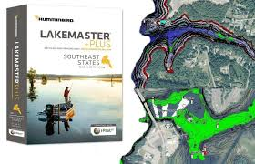 Lakemaster Charts Humminbird Lakemaster Plus Gps Map Card Review Sonar Wars