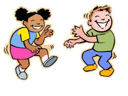 Image result for clip art child dancing