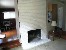 tile over brick fireplace image of white paint tile over brick fireplace tile over brick fireplace