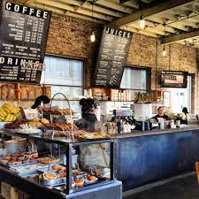 For breakfast, feed the family in the car at lunch, or have a late night snack. Kc Local The Filling Station Union Hill This Is A Great Coffee Shops Interior Coffee Shop Coffee Shop Decor