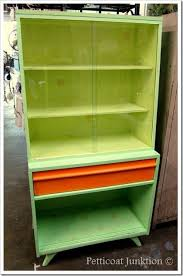 bright painted furniture. bright painted furniture in orange yellow and green definitely f