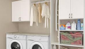 laundry room furniture. Custom Laundry Room Cabinets For A Small Furniture H