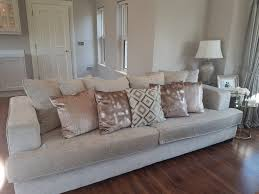 Studio living room furniture Bachelor Apartment Wanted To Keep The Cream Grey Tones So Went With This Light Grey Velvet Fabric For The Suite Know Know It Is Such Light Colour Roberts Furniture Mattress Interior Edit My Living Room Furniture The Style Flamingos