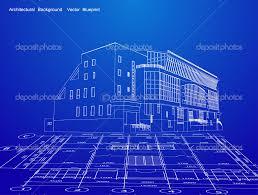 Modern Architecture Blueprints Interior Design Home Design