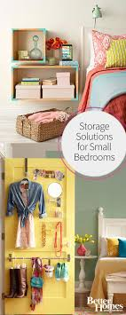 Organization Tips For Small Bedrooms 17 Best Ideas About Small Bedroom Storage On Pinterest Small