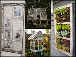 Ideas For Old Windows Repurposed Old Windows Best Recycling Ideas Youtube