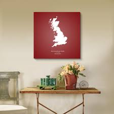where the heart is uk personalised canvas wall art on personalised canvas wall art uk with where the heart is uk personalised canvas wall art canvas wall
