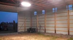 Exterior Lighting Pole Barn  YouTube - Exterior barn lighting