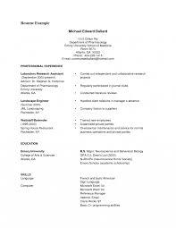Resume Sample For Job Application Pdf Resume Singular Job Samples Pdf Sample Format File Examples 33