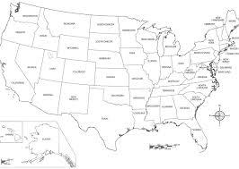 Free Printable Usa Map Maps Of World