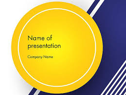 Powerpoint Backgrounds Yellow Blue And Yellow Powerpoint Templates And Google Slides