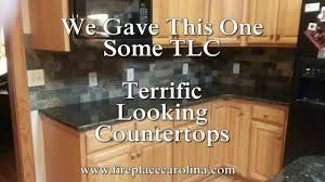 Uba Tuba Granite Kitchen Granite Kitchen Countertops Installed Uba Tuba Concord Nc 1 24 14
