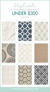 i have been searching for the perfect 8x10 area rug and how y they are