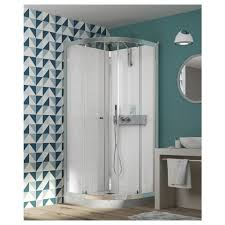 kinedo eden quadrant sliding door shower cubicle 900 x 900mm