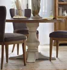 full size of bedroom excellent solid wood round dining table 22 wooden kitchen new pedestal with