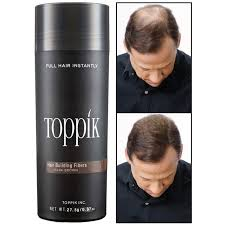 Toppik Color Chart Hair Fibers Keratin Thickening Spray Toppik Hair Building Fibers 27 5g Loss Products Instant Wig Regrowth Powders