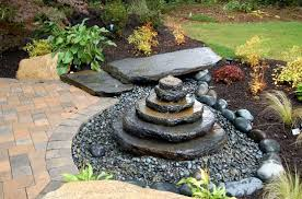 Small Picture Stunning Garden Pond Waterfall Ideas Gallery Home Design Ideas