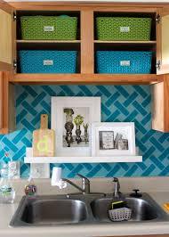 Kitchen Cupboard Organization Storage Ideas For Little Upper Cabinets The Homes I Have Made