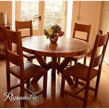 fitzwilliam oak 1 2m round table