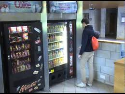 Man Vs Vending Machine Delectable Man V Vending Machine YouTube