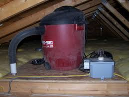 picture of diy vac dust collector