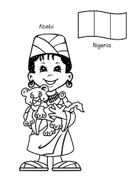 Small Picture Children Around The World Coloring Pages fablesfromthefriendscom